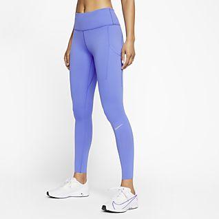 pantaloni nike donna running