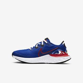Blue Shoes. Nike.com