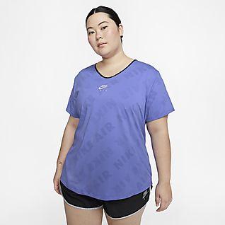 Nike Air Women's Running Top (Plus Size)