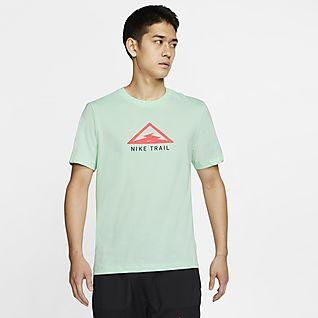 ナイキ Dri-FIT トレイル メンズ トレイル ランニング Tシャツ