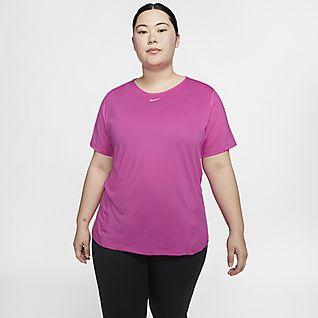 Nike Pro Haut en mesh pour Femme (grande taille)