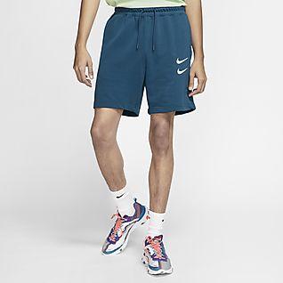 Nike Sportswear Swoosh Pantalón corto de tejido French terry - Hombre