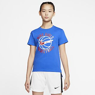 Nike Sportswear Big Kids' (Girls') T-Shirt