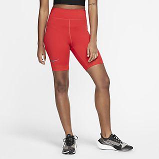 Nike City Ready Женские беговые шорты
