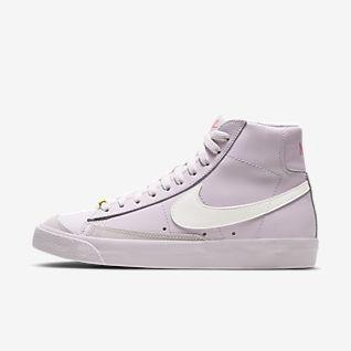 scarpe nike fiorate