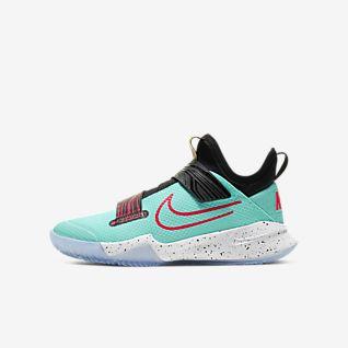 Nike Zoom Flight Chaussure de basketball pour Enfant plus âgé