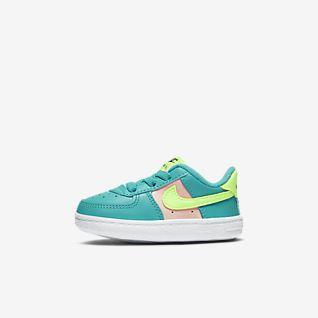 Nike Force 1 Crib Chausson pour Bébé