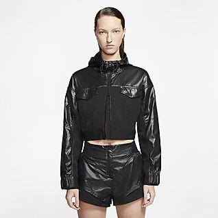 Nike Sportswear City Ready 女款短版外套