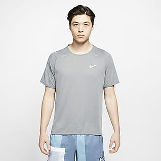 Nike Rise 365 男款跑步上衣