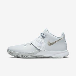 plain white nike basketball shoes