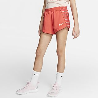 Nike Big Kids' (Girls') Running Shorts
