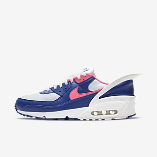Womens Nike Air Max 90 Purple Cream New Release, Price