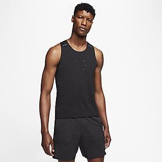 Nike Tech Pack Camiseta sin mangas de running para hombre