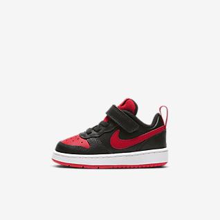 Nike Court Borough Low 2 (TDV) 婴童运动童鞋