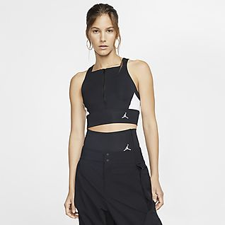 Jordan Moto Women's Cropped Top
