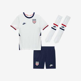 Estados Unidos 2020 de local Kit de fútbol para niños