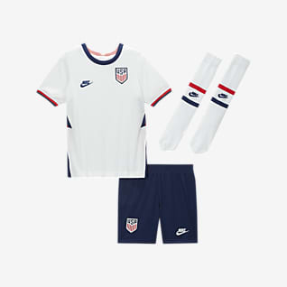 U.S. 2020 Home Kids' Soccer Kit