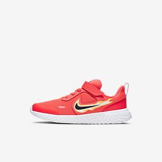 Nike Revolution 5 Fire Buty dla małych dzieci