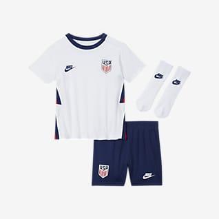 U.S. 2020 Home Baby/Toddler Soccer Kit