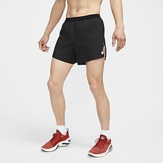 Nike AeroSwift Ανδρικό σορτς για τρέξιμο 10 cm