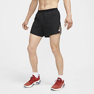 Nike AeroSwift Løpeshorts for herre (10 cm)