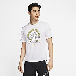 Nike Miler Wild Run Men's Short-Sleeve Running Top