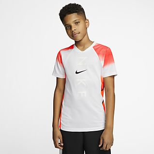 Nike T Shirt Boys Youth Sports Athletic Top Tee Baseball Football Basketball