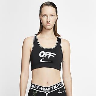 Nike x Off-White™ Pro Classic 女子无衬垫训练运动内衣