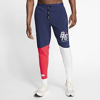 Nike Blue Ribbon Sports Running Trousers