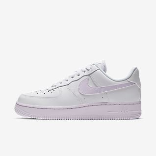 nike air force 1 femme blanche et rose pale