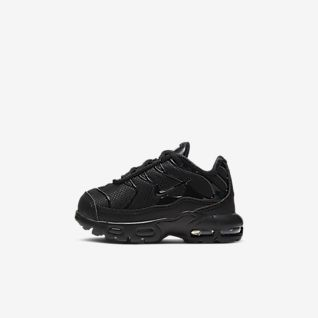 nike air max plus premium black and rose gold
