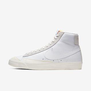 chaussures en cuir nike