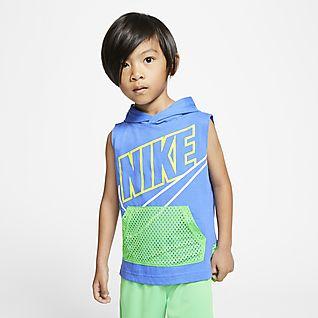 Nike Little Kids' Hooded Top