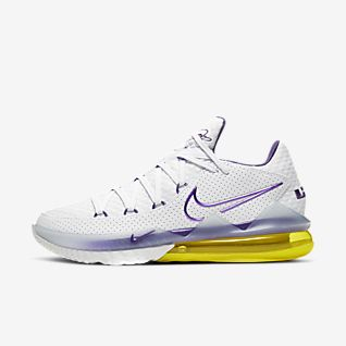 LeBron 17 Low Chaussure de basketball