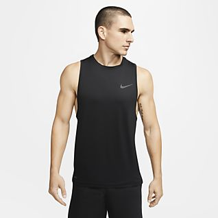 Nike Camiseta de tirantes de entrenamiento para hombre