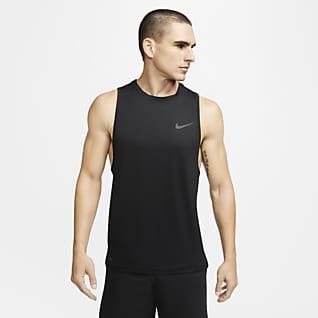 Nike Haut de training sans manches pour Homme