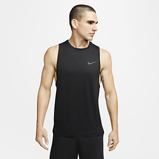 Nike Męska koszulka treningowa bez rękawów