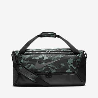 Nike Brasilia Tréninková sportovní taška (velikost M)