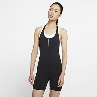 Nike Yoga Luxe 女款 Infinalon 連身服