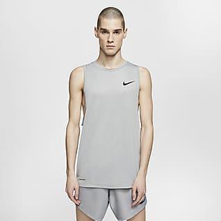 Nike Camisola de treino sem mangas para homem