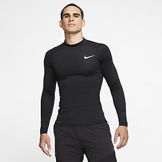 Nike Pro Męska koszula z długim rękawem