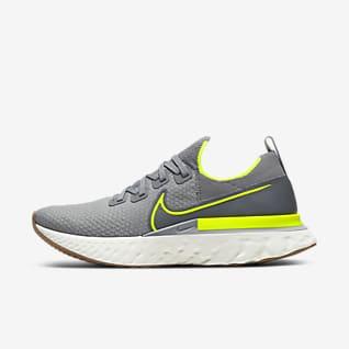 Nike React Infinity Run Flyknit Ανδρικό παπούτσι για τρέξιμο