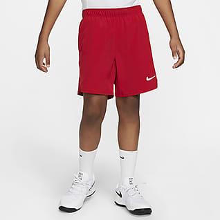 NikeCourt Flex Ace Tennisshorts för ungdom (killar)