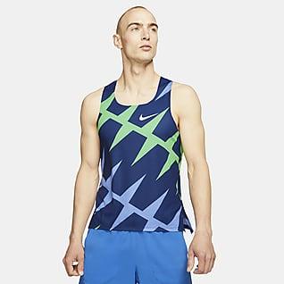 Nike AeroSwift Pánské běžecké tílko