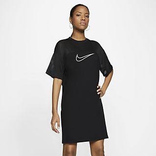 Nike Sportswear Mesh-Kleid für Damen