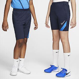 Garçons Nike Football Shorts. Nike FR
