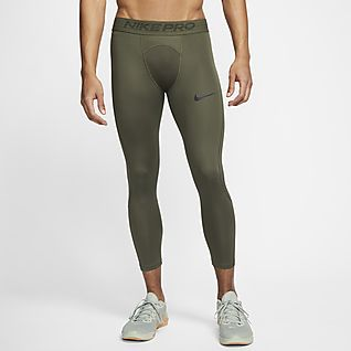 nike skort dri fit, Nike Hypercool Max 34 Tights Grå Herr