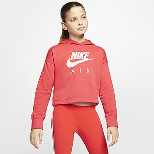 nike hoodie junior girl