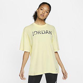 Jordan Utility Damski T-shirt oversize