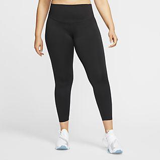 Nike One Tights för kvinnor (stora storlekar)